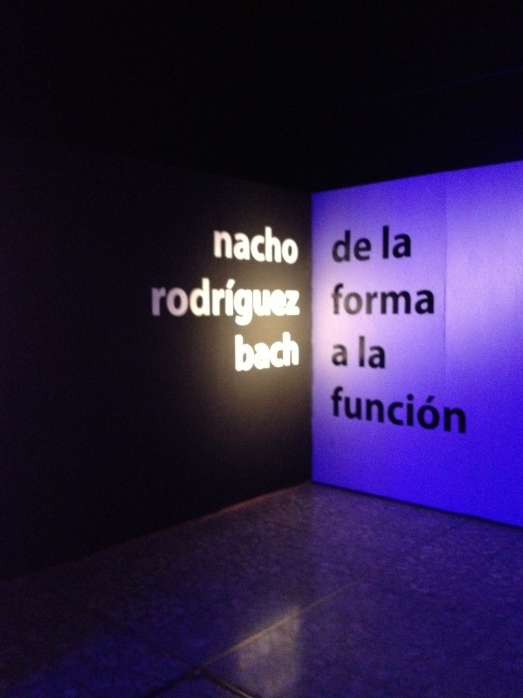 Nacho Rodriguez Bach – From Form to Function – An artistic theory of life