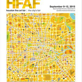 Houston Fine Art Fair - 2105