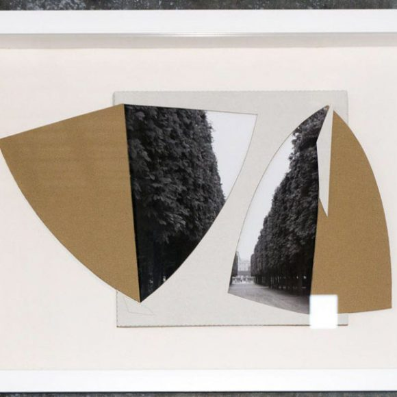 """Inside – Outside series. Photograph and assembly cardboard. 12"""" x 18"""". 2016 – 2020"""