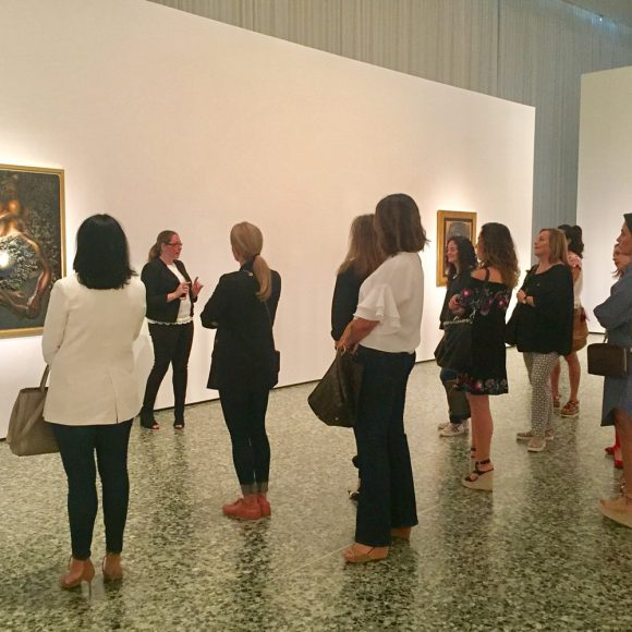 A Night at the Museum:  Behind the Scenes at the MFAH